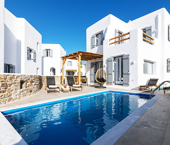 Property management in naxos, even if your property is not finished building